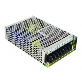 RS-100-48 110.4W 48V 2.3A Single Output Enclosed Power Supply