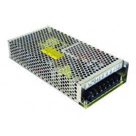 RS-150-12 150W 12V 12.5A Enclosed Switching Power Supply from Mean Well & Power Supplies Online