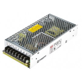 RS-150-24 156W 24V 6.5A Single Output Enclosed Power Supply
