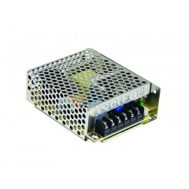 RS-35-48 38.4W 48V 0.8A Single Output Enclosed Power Supply