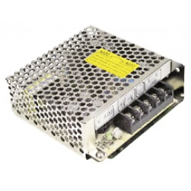 The S-25-12 is a 25.2W 12V 2.1A Single Output Switching Power Supply
