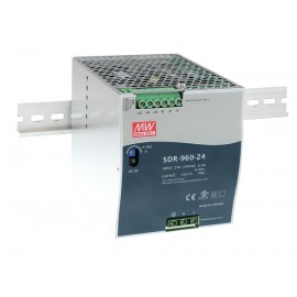 SDR-960-48 960W 48V 20A Industrial DIN RAIL Power Supply with PFC Function
