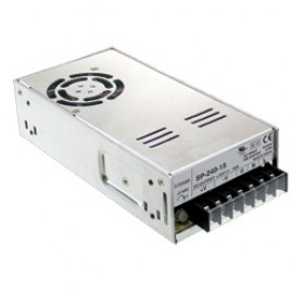 SP-240-24 240W 24V 10A Enclosed Power Supply with PFC Function from Power Supplies Online