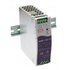 WDR-120-48 120W 48V 2.5A Industrial DIN RAIL Power Supply