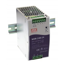 WDR-240-48 240W 48V 5A Industrial DIN RAIL Power Supply